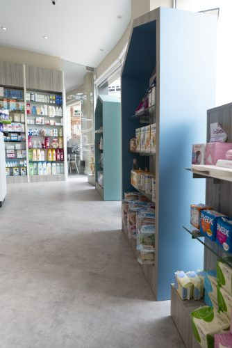 Farmacia Los Campos